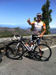 Andreas Suppan Pico de las Nieves Gran Canaria